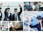 VRで職場体験 就業後のミスマッチを防ぐ