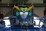人が乗れる変形ロボ「J-deite RIDE」爆誕! 映画の世界が現実に!