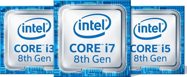 今回は第8世代インテルCoreプロセッサーを条件とした