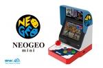 SNK「NEOGEO mini」名作・傑作40本が遊べる