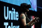 VR内でVRゲームを制作できるツール、ユニティが10月リリース