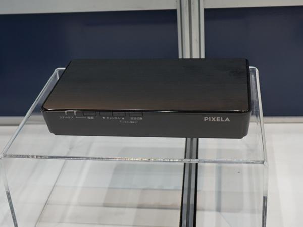 4Kチューナー。最大の特徴はAndroid 8.0搭載でテレビをスマート化できること