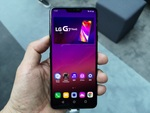LGのフラッグシップモデル「G7 ThinQ」発表、実機レビュー