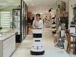 名古屋パルコ、Amazon Echoと連携する店内補助ロボットを実験設置
