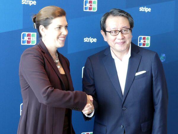 キャッシュレスの実現に向け、StripeとJCBがグローバル提携