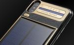 ロシア製「iPhone X Tesla」50万円でソーラーパネルつき