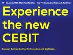 コンセプトをリニューアルした「CEBIT 2018」6月11日から15日に開催