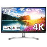 Amazonセール速報:HDR10対応、LGの27型4Kモニターがいまなら大幅値引き!