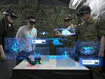 ゴジラから日比谷を守れ! HoloLensを活用したMR「ゴジラ・ナイト」