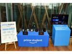 Amazon、日本初の「Prime Student Room」を近畿大学に開設