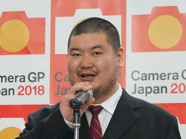朝日新聞出版の猪狩友則氏