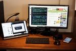 手の平PCでコワーキングスペースでも快適なPC環境を構築するワザ