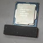 Core i7-8086Kとi8086のツーショットや5G搭載PCなど、Intelがプライベートイベントを開催