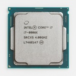 Core i7-8086Kを速攻で全コア5GHz OCしてCore i7-8700Kと比べてみた