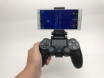 XperiaでPS4を快適に遊ぶならコントローラーマウントが便利