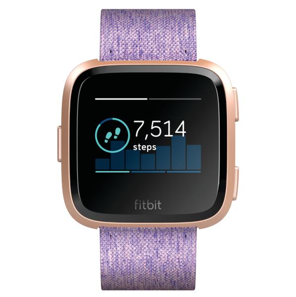 新スマートウォッチ「Fitbit Versa」は生活習慣の見直しにオススメ