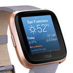 Fitbitはスマートウォッチで復権できるか? 「Fitbit Versa」6月15日発売