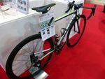Sigfoxブースはスポーツバイクの盗難防止や落石管理など事例満載