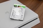 PS4のHDDを2TB「FireCuda」に変えたら起動速度が向上!