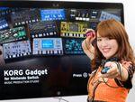 Nintendo Switchで簡単に作曲できちゃう!アプガ(仮)の関根梓が「KORG Gadget」にチャレンジ