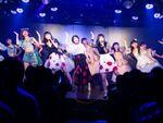 アプガ×女子流×ハコムスの3マン!「ASCIIアイドル倶楽部定期公演」1周年記念公演レポート