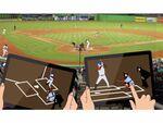 野球の試合を好きな角度から5G対応端末で観る実験が成功