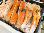 東京駅「駅弁屋 祭」で買えるカニ弁当がおいしいので現実逃避できました