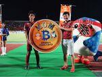 GMOコインがサッカーJ3で賞金1ビットコインを贈呈