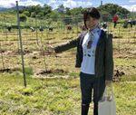 日本ワインの産地「椀子(まりこ)」でぶどう植樹体験してきた~734、735、736日目~【倶楽部】