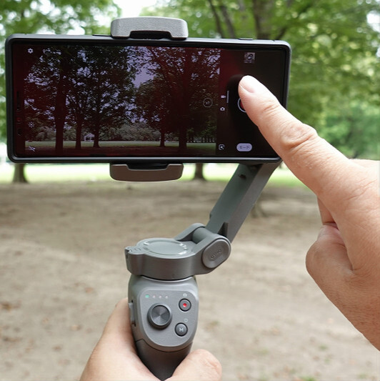 Xperia 1で Osmo Mobile 3を使いたい方へのアドバイス