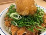 かつや「ピリ辛ゆず胡椒のおろしチキンカツ丼」クソ暑い日向けのカツ丼