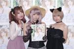 「ELFy Vol.3」発売で、えなこ・篠崎こころ・裕木真生がソフマップに集結!