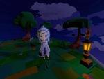 神様の視点でカワイイお姫さまを導く、VRパズルアクション「Light Tracer」