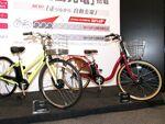 平地を走りながら充電できる ブリヂストンの新型電動アシスト自転車