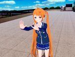 """VRで美少女に""""触られる""""体験「つんつんVR」がリリース"""