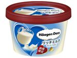 ハーゲンダッツ「リッチミルク」復活 牛乳の味で勝負