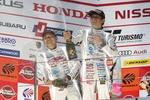 富士500mileレースをミクAMGは正攻法で2位表彰台!