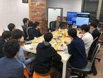 経産省「始動」にも選抜 東北大の学生起業家