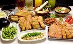 串カツ田中「ほぼ全品食べ放題」たこ焼やうどんも食べられるで!