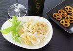 余ったポテチで作れる「ポテサラ」が簡単で安くておいしい! ワインにオススメおつまみレシピ