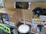 Nintendo Switchも固定できる! 約50cmまで伸びる便利なポールスタンド