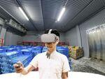 VR×AIで食品安全の国際基準目指す「VR食品安全人材育成ソリューション」