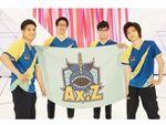 日本テレビプロeスポーツチーム「AXIZ」とスポンサー契約を締結