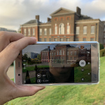 Xperia XZ2 Premiumのデュアルエフェクトカメラで味のある写真を撮影する