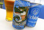 新潟の「エチゴビール FLYING IPA」苦いっ、けど、うまい