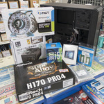 【今月の自作PCレシピ】10万円で作るSkylake&Windows 10搭載マシン