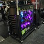 ROG×バウヒュッテの快適ゲーム環境をTGS 2018で体験! 最大28%の会場限定割も