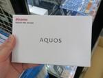 訳ありだが安い! 通話できる7型AQUOSタブが2.5万円