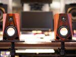 たった2つで映画館並みの音響 HDMI対応3Dサウンドスピーカー【9/14体験展示】