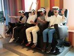 池袋サンシャイン60展望台に3つの新VRコンテンツが導入